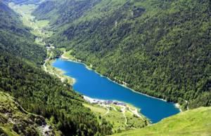 lago artouste