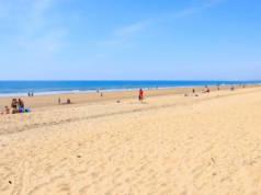 playas de huelva los enebrales