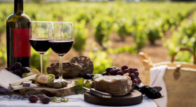Vinos y embutidos de la Región de Murcia
