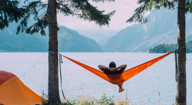 camping de montana
