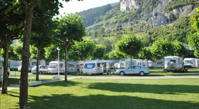 camping playa arenillas