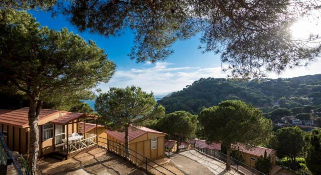 camping costa Barcelona