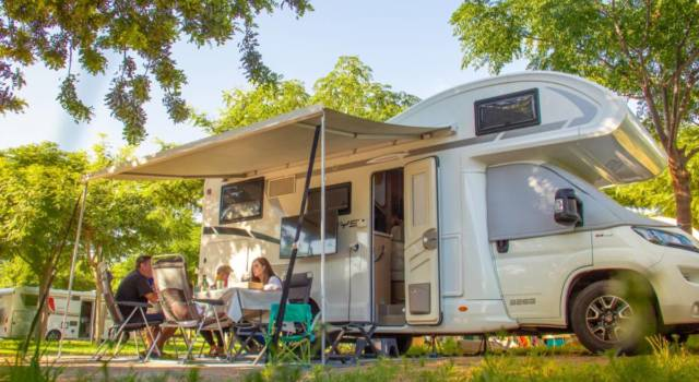 camping Sangulí Salou autocaravana