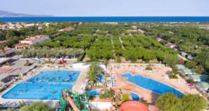 Camping Amfora piscina