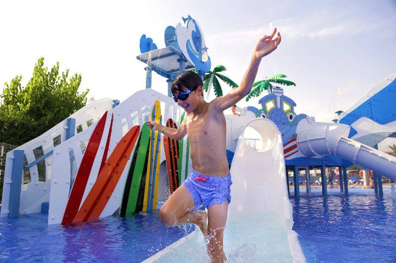 camping eurocamping piscina