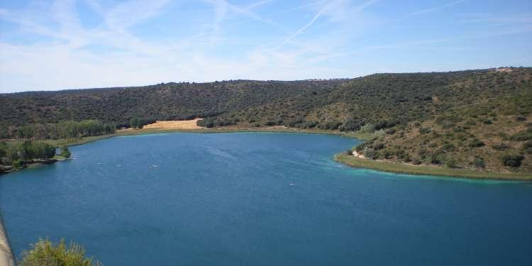 Las Lagunas de Ruidera, en Ciudad Real.