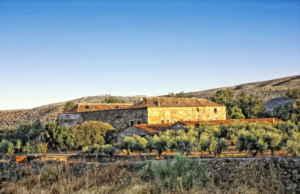 Palacio en el Valle de Ambroz.