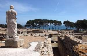 Ruinas de Empuries.