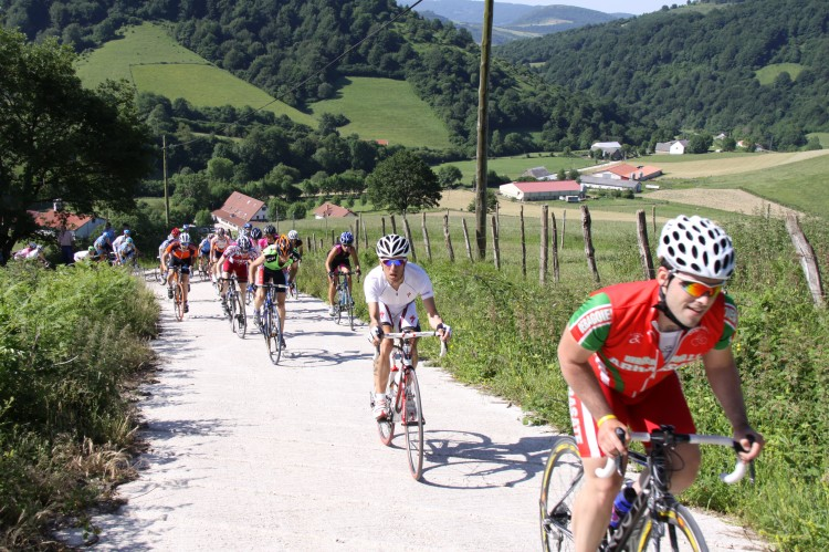 Deporte y naturaleza en Navarra.