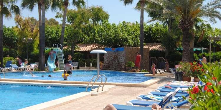 Tiempo de playa en Castellón.