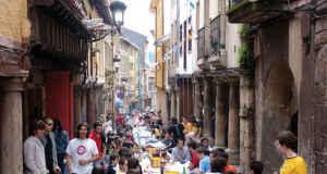 Semana Santa urbana en Asturias