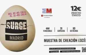 Festival de teatro alternativo en Madrid.