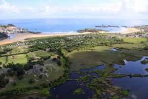 El ecoparque de la Trasmiera: la magia de las mareas