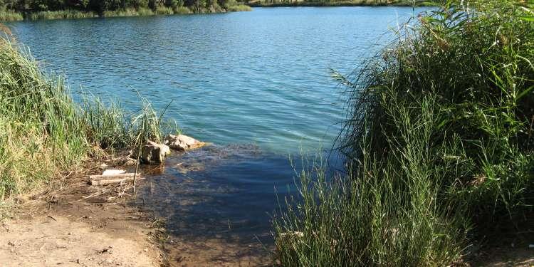 Parque de Las Lagunas de Ruidera, en Albacete.