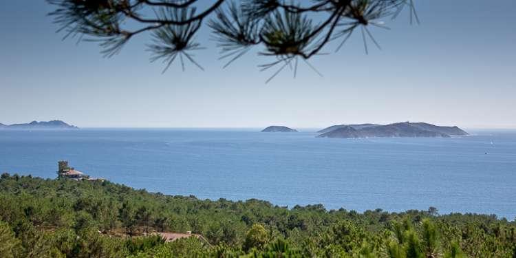 Islas Atlánticas, en Galicia.