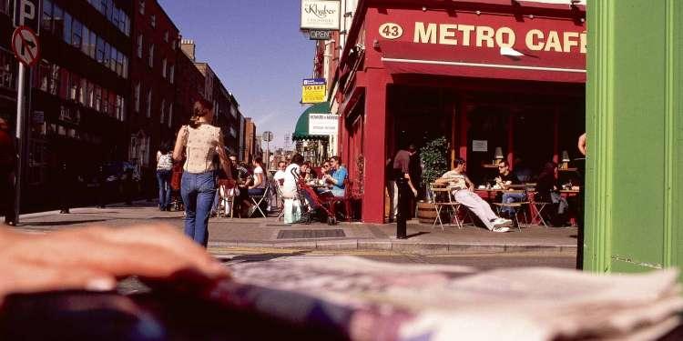 Dublín rinde homenaje a James Joyce.