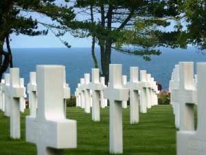 Cementerio americano de Colleville
