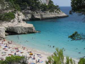 Menorca, paraíso balear