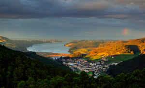Turismo activo en la costa asturiana