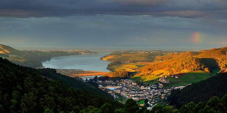 Turismo activo en la costa asturiana.