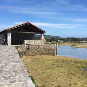 Molino de Santa Olaja.
