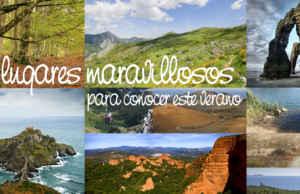 10 destinos «maravillosos» para conocer este verano