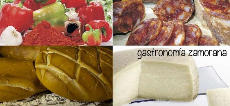 Gastronomía de Zamora.