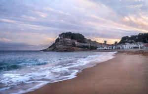 El encanto medieval de Tossa de Mar