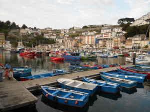 Paraísos asturianos: Luarca y la Playa de Otur