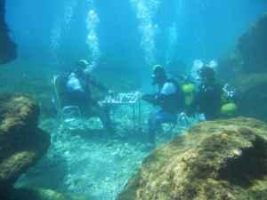 Llega el II Torneo de Ajedrez Submarino a la Costa Tropical
