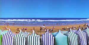 Surf y buen comer en la costa de Guipúzcoa