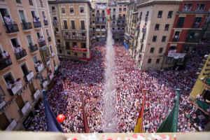 7 de julio... ¡San Fermín!