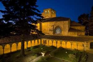 San Pedro de la Rua, en Estella-Lizarra. Foto: PatxiUriz. Turismo Navarra