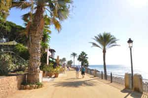 En el corazón de la Costa del Sol: Marbella
