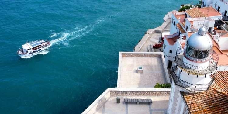 Peñíscola, la ciudad en el mar