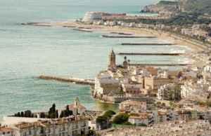 Sitges, una ciudad de cine