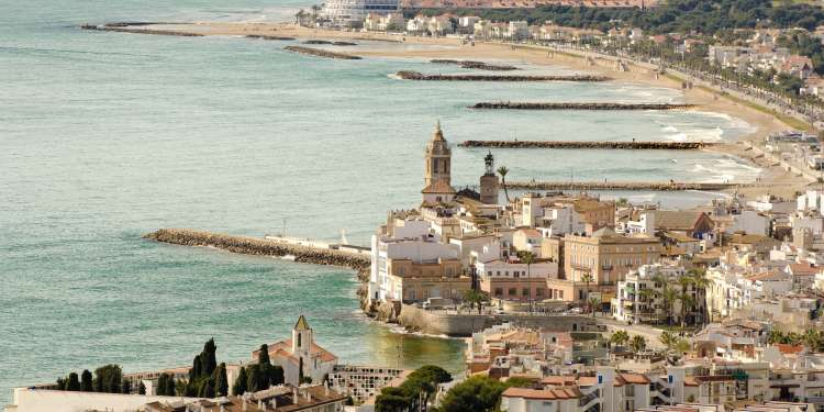 Paseo Marítimo Sitges