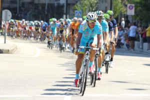 Comienza la Vuelta Ciclista a España 2014