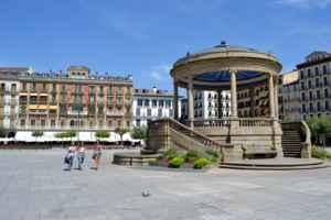 Moderna y acogedora, así es Pamplona