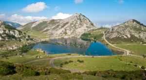 Lagos de Covadonga, paraíso asturiano