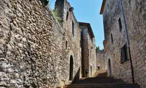 Girona, ciudad fronteriza