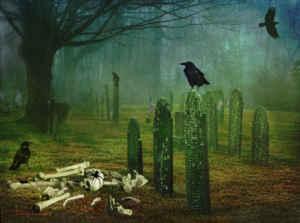 Noche de muertos vivientes... ¡en El Rocío!