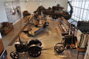 Los inicios de la agricultura en Zaragoza