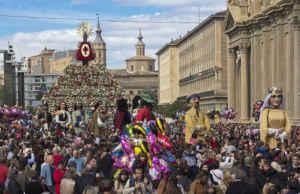 Vive Zaragoza en las fiestas del Pilar