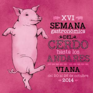 Del Cerdo ¡hasta los andares!
