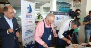 Gourmet Race, el sabor del mar