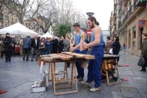 San Sebastián celebra la fiesta de Santo Tomás