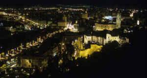 Málaga se viste de Navidad