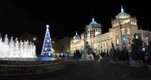 ¡Ya es Navidad en Valladolid!