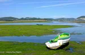 Senderismo en Cantabria: la playa El Regatón en Laredo